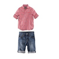 children clothing ,boy striped shirt + jeans , boy sets , baby wear , 5sets/lot free shipping