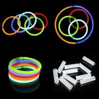 Free Shipping christmas celebration festivity ceremony flashing stick fluorescent bracelets,night glow sticks,LED toys for party