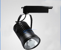 high quality COB led track lightings  100-240v 20w and 30w available clothes shop lamps