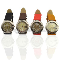 wholesale and high quality  Fashion Boy's Men's Ladies Girls Casual wrist watch watches by WoMaGe