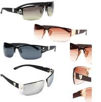 Men's sunglasses mirror surface  \2013 fashion  UV400 sunglasses\ free shipping glass  JH303-00