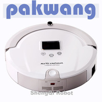 Free Shipping Alarm System Variable working speeds  robot vacuum cleaner low price