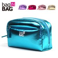 The vivid baginbag cosmetic bag day clutch cosmetic bag large capacity women's handbag cosmetic bag