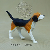 Cantelopes chapmei dog animal eco-friendly toy model