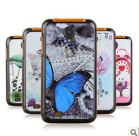 Free shipping PC case Cover For Lenovo S750 case shell SMART PHONE Freeshipping
