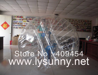 inflatable games discount price now Body  zorbing,body zorb,bumper ball TPU 0.7MM Diameter:1.5m Adult without shipping