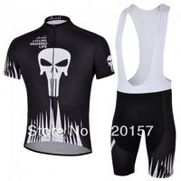 2013 new style cheji Ghost  short sleeve bike Cycling wear jersey +BIB shorts sets suit