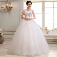 New arrival sweet 2013 petals tube top the bride wedding dress