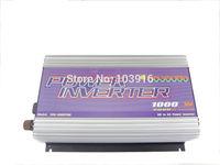 1000W Inverter 12V/120V/60Hz, PURE SINE WAVE, for solar system, for photovoltaic(PSW-1000-12A)
