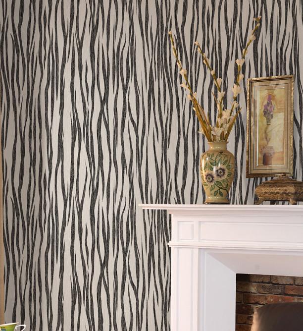 Online kopen wholesale witte abstracte achtergronden uit china witte abstracte achtergronden - Behang zebra ...