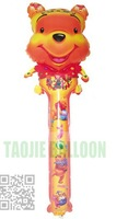 Free shipping  Clap stick Balloon,clap balloons,cheering stick