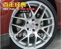 HRE car wheel rim 17 18 19 inch hub for ford focus cruze mazda 6 toyota reiz