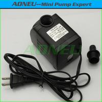 Best Price USA plug 1100LPH 1.9M 110V~120V 60Hz Mini Submersible Aquarium Fish Tank Air Water Pump/Fountain Pump Flow Controller