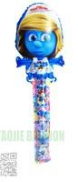 100 pcs/Lot ,Free shipping Cartoon Clapper stick Balloon,bangbang balloons,cheering balloons