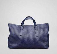 9626 Tourmaline Intrecciato Light Calf Tote Bag,leather handbags,fashion bags,desigener bags
