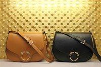 Wholesale 296881 ribot horse-heads leather shoulder bag,leather handbags women bags