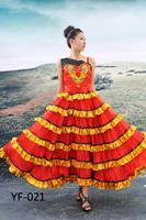 Expansion skirt dance skirt modern dance costume performance wear