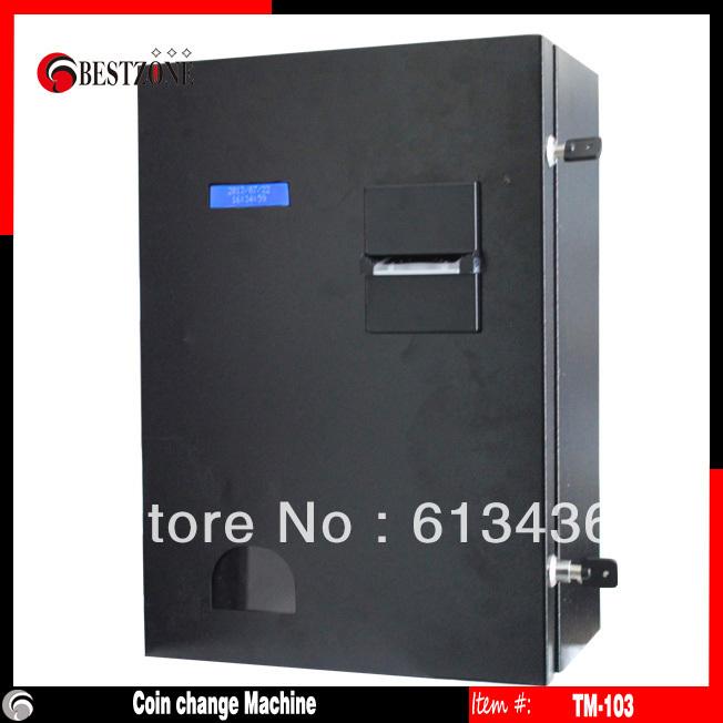coin dispenser machine