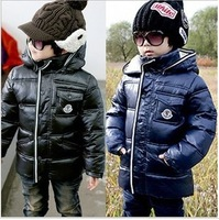 2013 Autumn winter brief top boys clothing baby cotton-padded jacket wadded jacket cotton-padded jacket thickening/Free shipping