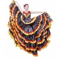 Expansion skirt expansion skirt dance clothes dance costume clothes
