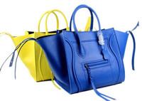 Calfskin Phantom Tote Bag Designer Handbags C-198 88033