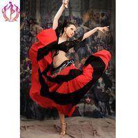 Belly dance skirt belly dance skirt elegant expansion skirt performance dress