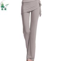 2013 yoga clothes yoga pants small aprons dance clothes slim