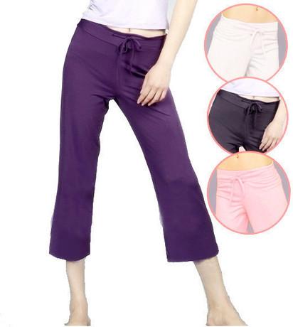 Slim slim hip modal female yoga pants square dance yoga clothing fitness(China (Mainland))