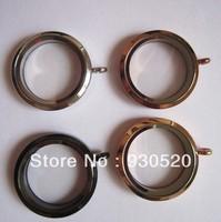can mix color  silver plain locket black plain locket rosegold plain locket