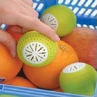 3 in1 Fridge Deodorant Absorber Odor Removal Fruits Fresh Balls Free Shipping