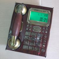 C127 voice talking incoming caller id telephone fashion antique fashion landline phone