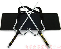 Wholesales Ninjia Short fork tote fork two-pronged tiechi martial arts equipment
