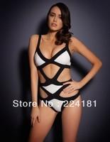 2013 New Arrival Region Bandage HL Swimsuit Paris Beachwear Swimwear Bikini Red  hot sale//wholesale