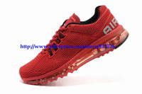 shipping!2014 LG Dripping whole palm hovercraft running Shoes men's Air Sports shoes casual walking shoes size40-46