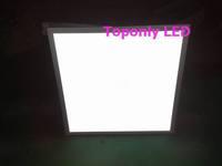 40w square led panel light 600*600mm,ac85-265v,3014 smd white 2500-2700lm CRI>75 PF>0.9,ceiling embeded,15pcs free shipping