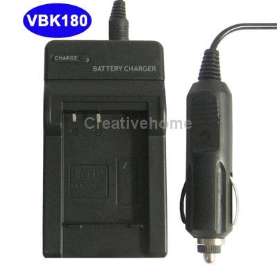 2 в 1 цифровая фотокамера зарядное устройство для Panasonic VBK180 бесплатная доставка с отслеживая номером 2 в 1 цифровая фотокамера зарядное устройство для sony np fv100 бесплатная доставка с отслеживая номером