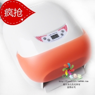 Free shipping 36 tile with fan phototherapy lamp nail art light therapy machine uv lamp induction