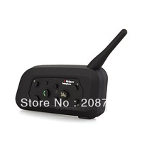 Multi BT Bluetooth Motorcycle Motorbike Helmet Interphone Intercom Headset 1200M