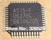 10PCS/LOT AS15-F AS15F QFP48 AS15 Original LCD chip E-CMOS