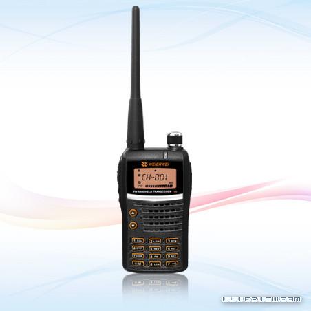 V8 batphone vev-v8plus hand-sets trainborn walkie talkie high power of voice encryption(China (Mainland))