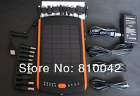 HOT Sale!  23000mAh High Capacity Portable Solar Charger for Laptops/Computers+Solar Power Battery Charger  Post Free Shipping