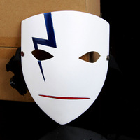 Collective Edition High Quality Resin Mask!The Movie Theme Darker Than Black Mask  16.5*20.5cm 240g Free shipping+wholesale