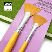 art markers Pebeo ceramic oil painting crystallise fanghaped water color nylon paint brush fan pen