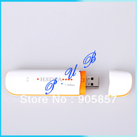 HSDPA 7.2mbps 3G Up to 3.5G Unlocked Wireless Moblie Broadband Stick USB Modem 100pcs Free Shipping