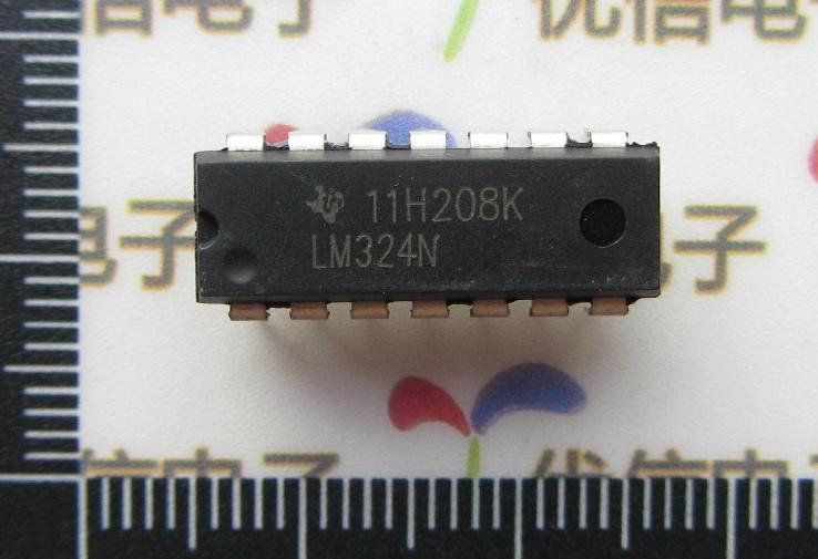 IC LM324 quad операционный
