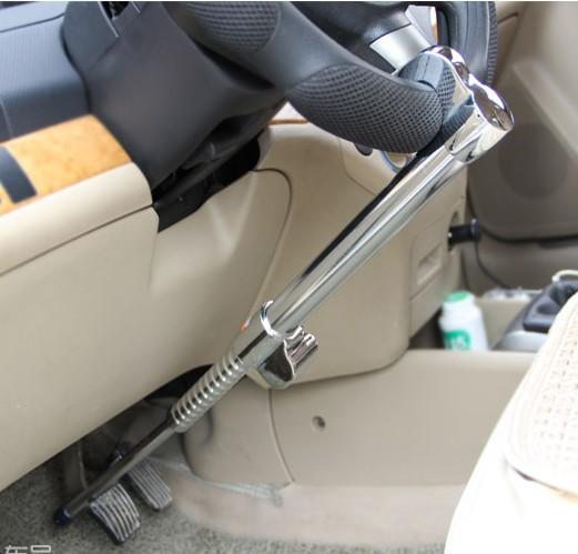 Dhl Livraison Gratuite Voiture Volant Lock Et Dembrayage De Gaz 521x499 Stoplock Original Steering Wheel Security