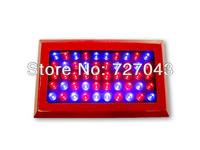 4pcs/lot wholesale New 150W led grow light with lens 7 band for indoor growing plants 50x3W led grow light panel