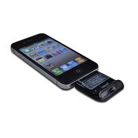 Free Shipping 10pcs/lot iPEGA Portable Digital Alcohol Tester Analyzer Breathalyzer For Iphone iPOD IPAD Wholesale