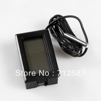 free shipping LCD Digital Panel Thermometer Temperature Meter