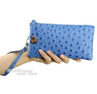 Women's handbag 2013 women's clutch coin purse day clutch fashion female clutch bag free shopping